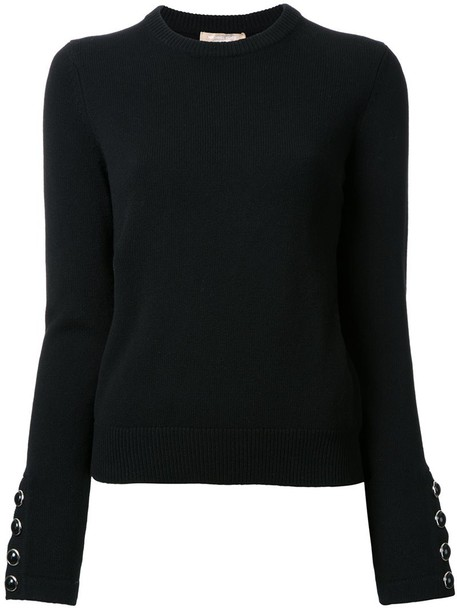 Michael Kors jumper women black sweater