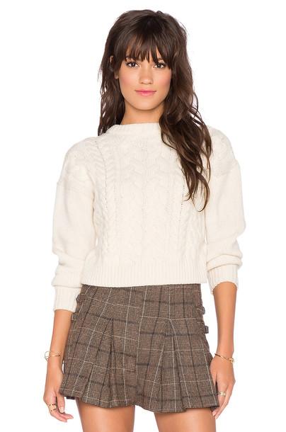J.O.A. sweater knit