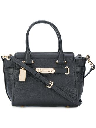 women bag shoulder bag leather black