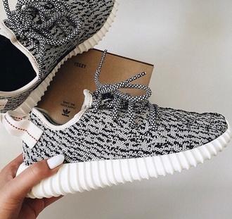 shoes nike adidas yeezys grey kanye west