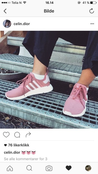 shoes adidas pink sneakers adidas shoes