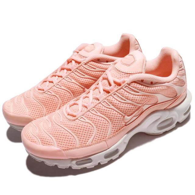watch 241ef c4db5 Nike Air Max Plus BR Arctic Orange Tuned Pink White Men Running Shoes  898014-800