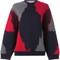 Marni colour block sweatshirt, women's, size: 40, cotton/polyamide/wool