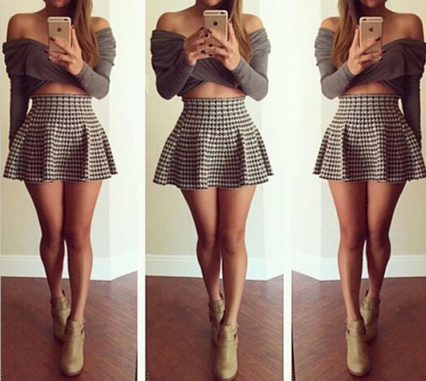 Unique  Skirt And Denim Jean Skirt There Are 12 Fashion Skirts For Women