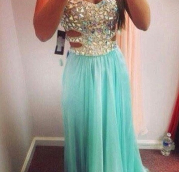 dress prom blue prom dress sequins jewels sparkle prom girl light light blue flo pretty beautiful fashion debs amazing debs dress