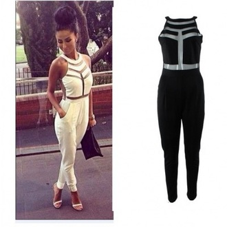 jumpsuit fancy and casual