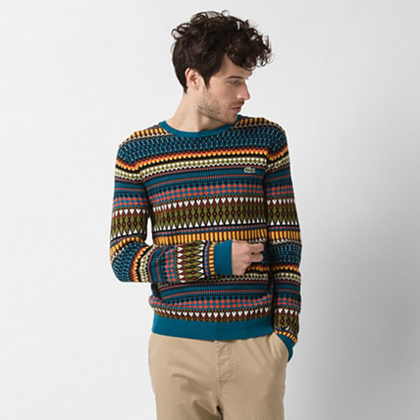 Mens Hipster Sweaters June 2017