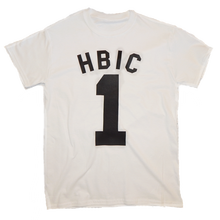 HBIC TEE (WHITE) - Fresh Racks