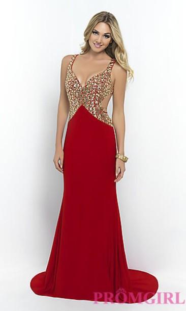 dress, red prom dress, promgirl, promgirl.com, red dress, prom dress ...