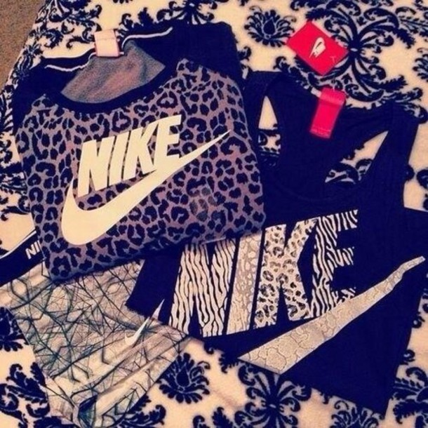 sweater shirt t-shirt nike sweater