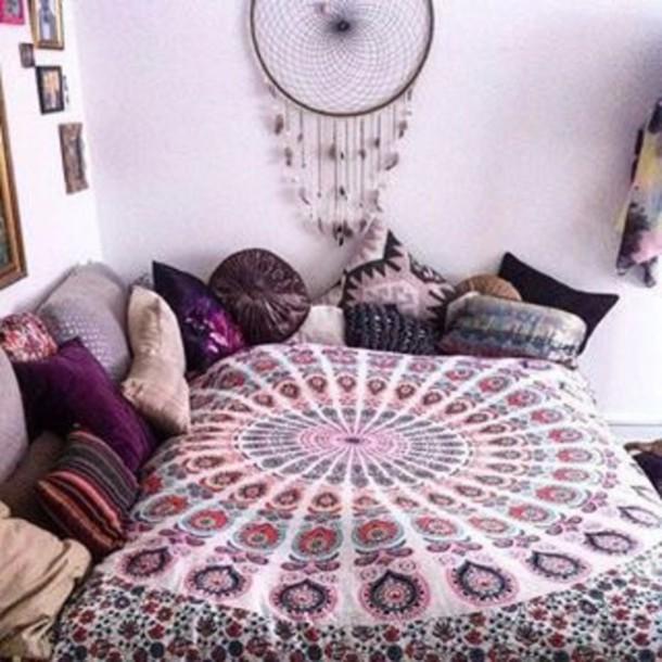 Bien connu Home accessory: drap, housse de couette, hippie - Wheretoget CH58