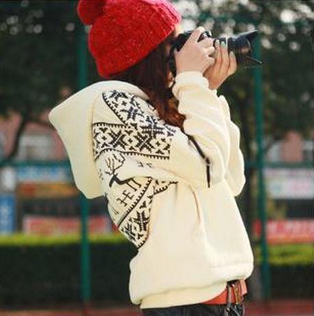 Fashion cute cartoon sweater e 13