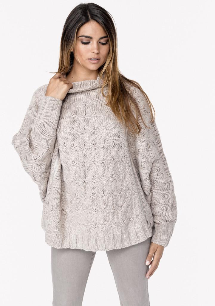 Olympia Sweater - LOVESTITCH