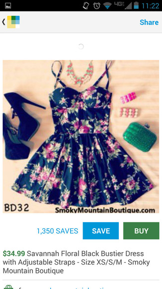 dress floral summer dress summer spring navy floral dress bustier dress floral bustier floral bustier dress spring dress bustier summer outfit spring fadhion