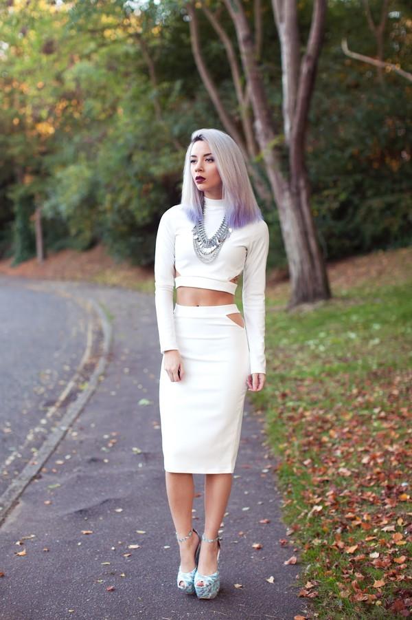 leanne lim walker blogger top jewels make-up