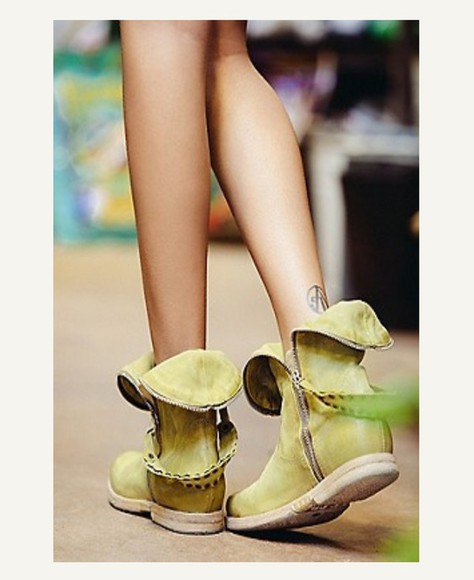 khaki shoes boots these boots for sale size 8 steven madden ebay free people