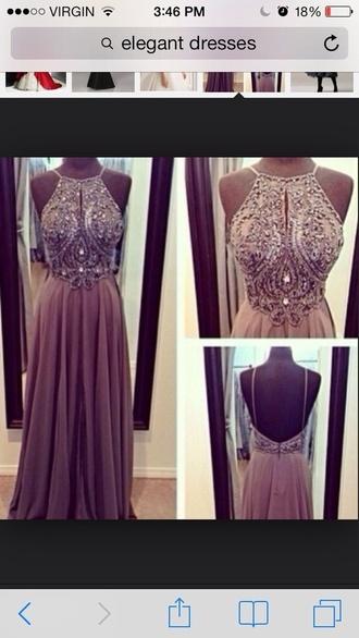 dress formal dress prom dress long prom dress jewels pretty