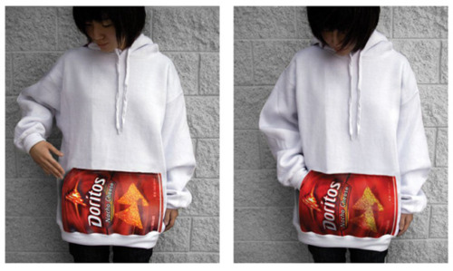 A Doritos concept hoodie.   website design, official website, best websites, entertainment websites, american websites, cool websites