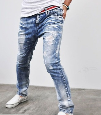 jeans mens jeans mens ripped jeans mens straight jeans urban menswear acid wash jeans