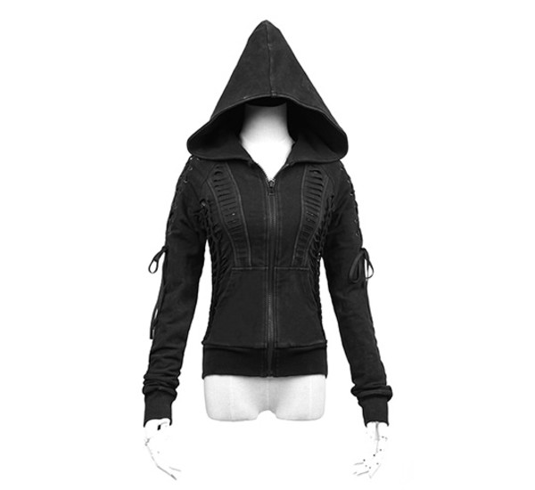 sweater hoodie black cool punk swag stylemoi sporty streetstyle