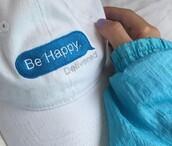 hat,blue,white,snapback,cap,windbreaker,jacket,cardigan,coat