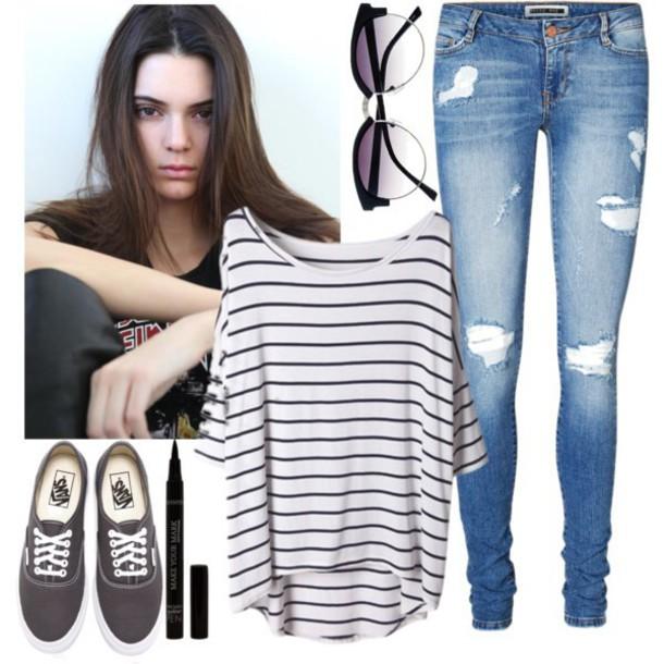 jeans jumpsuit jewels