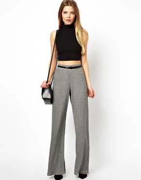 Wide Leg Trousers | Flares & Bell Bottoms | ASOS