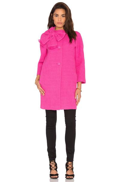 Kate Spade New York coat pink