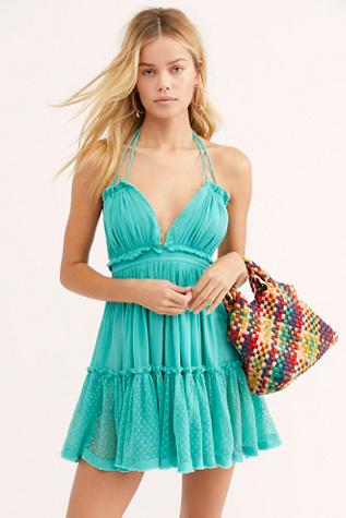100 Degree Mini Dress