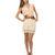 Cute Cream Skirt - Lace Skirt - $37.00