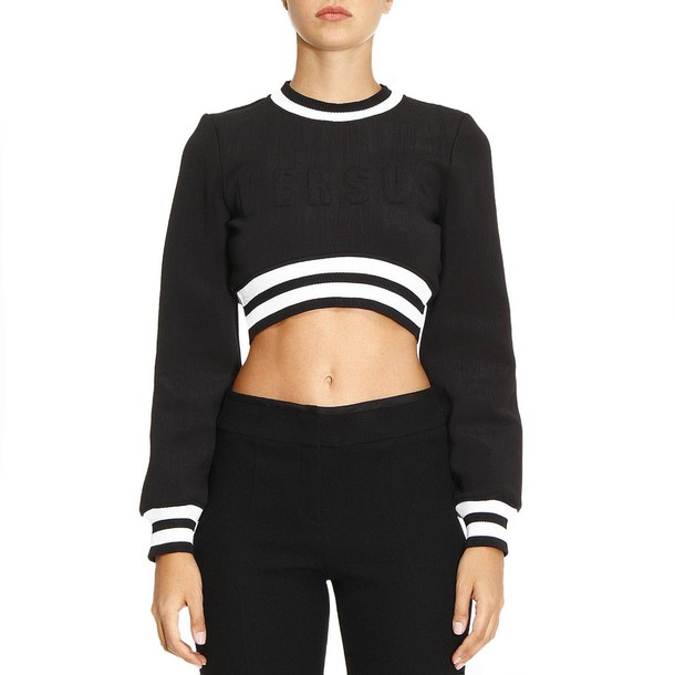 Versus sweater women black