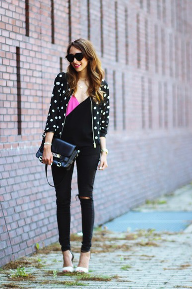 blogger sunglasses shoes bag top jeans preppy fashionist