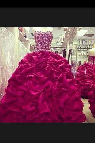 dress pink dress glitter 15 dress