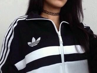 jacket adidas windbreaker retro
