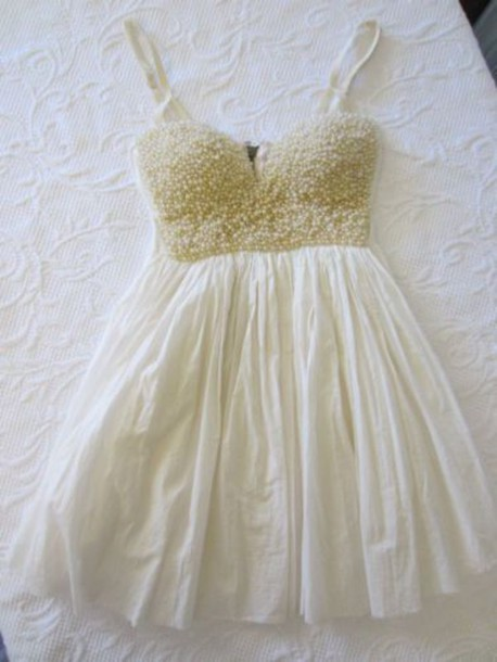 dress white and gold sparkly dress white and gold dress
