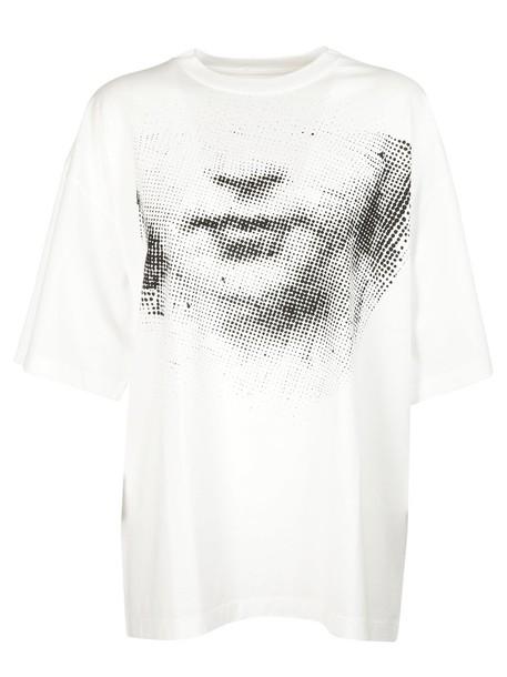 t-shirt shirt printed t-shirt t-shirt oversized top