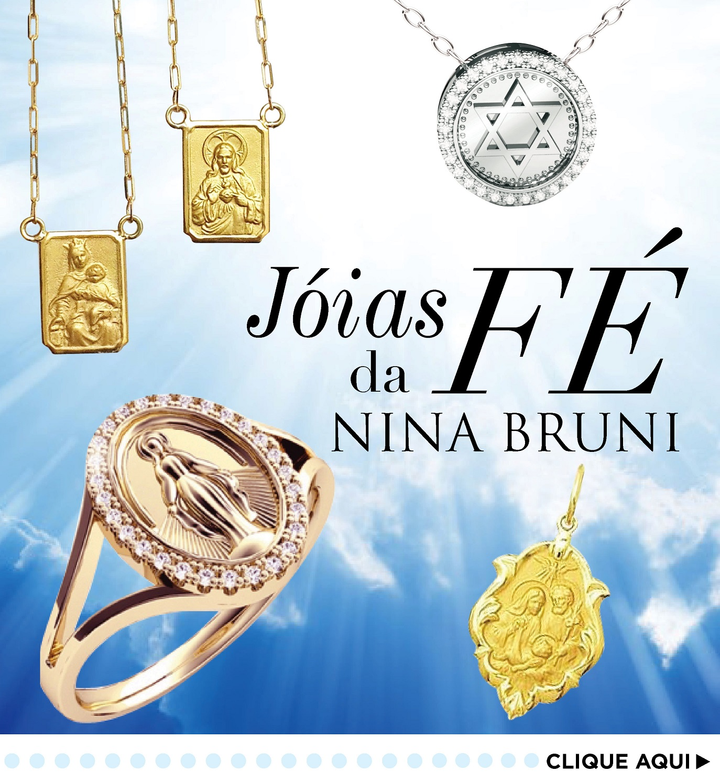 Nina Bruni - Jóias criadas por designers, customizadas por você