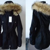 Free shipping women's quilted coat with fur lined hood and collar · jimmyfashionshop · online store powered by storenvy
