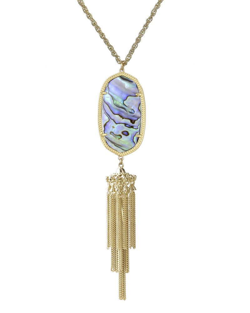 Rayne Necklace in Abalone - Kendra Scott Jewelry