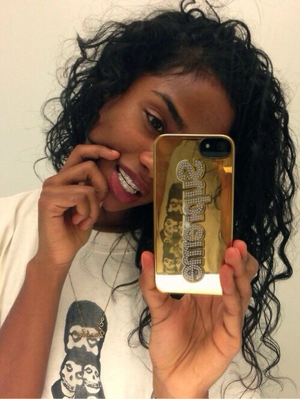 supreme jewels iphonecases iphone 5 case diamond cute tumblr hipster ebay phonecase