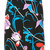 Emilio Pucci - laser cut detail skirt - women - Silk/Polyester - 40, Black, Silk/Polyester