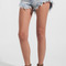 Classics bonita shorts in antique denim by one teaspoon at tags