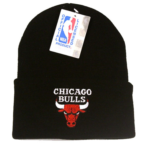 hat chicago bulls beanie