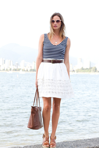 shoes bag skirt jewels styling my life