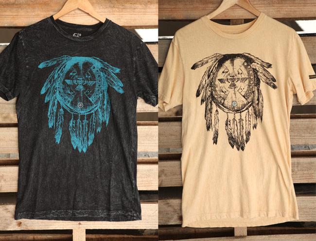 Shirts, longsleeves & button ups :: fit dream catcher t