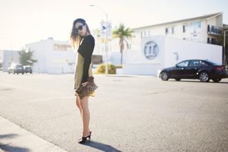 fashion toast sweater dress bag sunglasses shoes