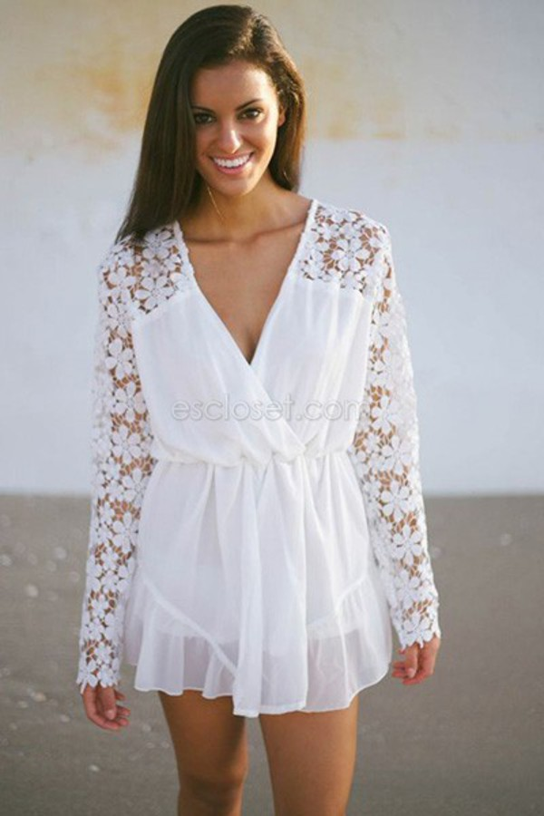romper romper white romper white playsuit cute lace playsuit white romper white lace romper white lace white outfit lace outfits summer romper cute playsuit funny