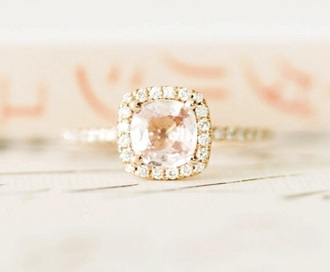 jewels rose gold engagement ring wedding ring diamonds beautiful ring