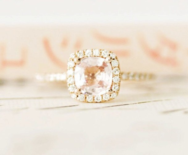 jewels rose gold engagement ring wedding ring diamonds beautiful ring ring