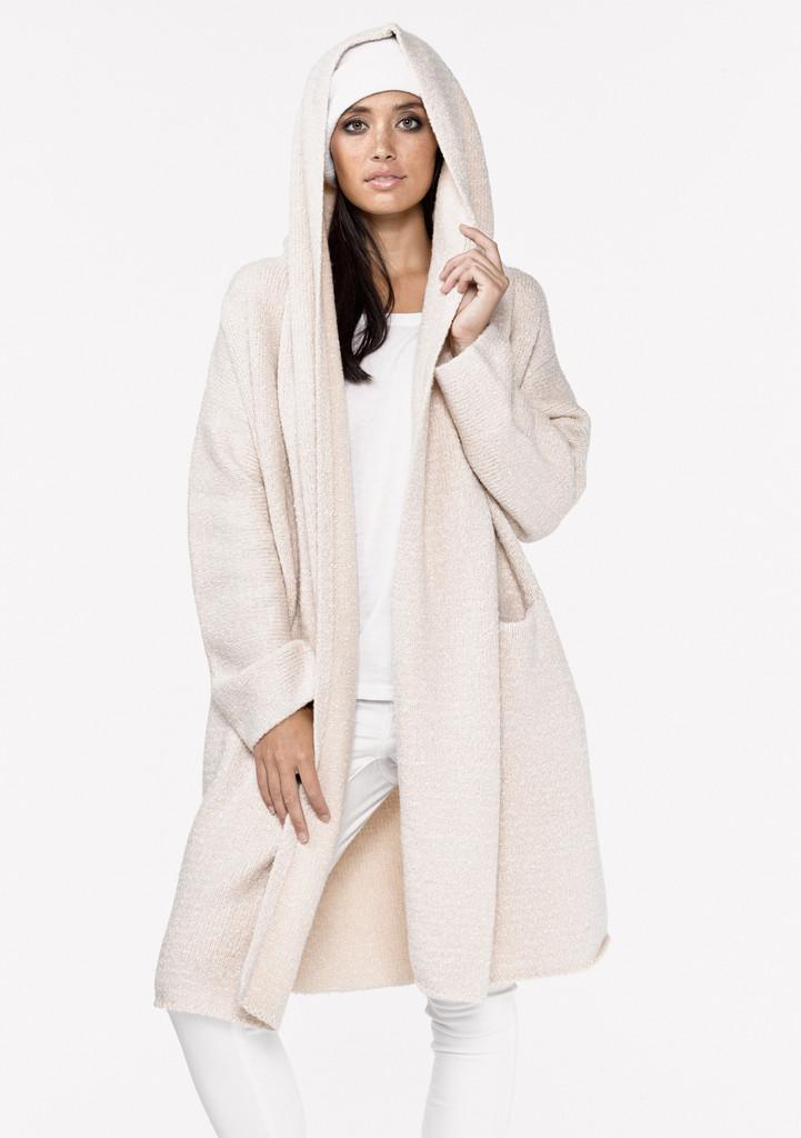 Lennox Sweater Coat - LOVESTITCH